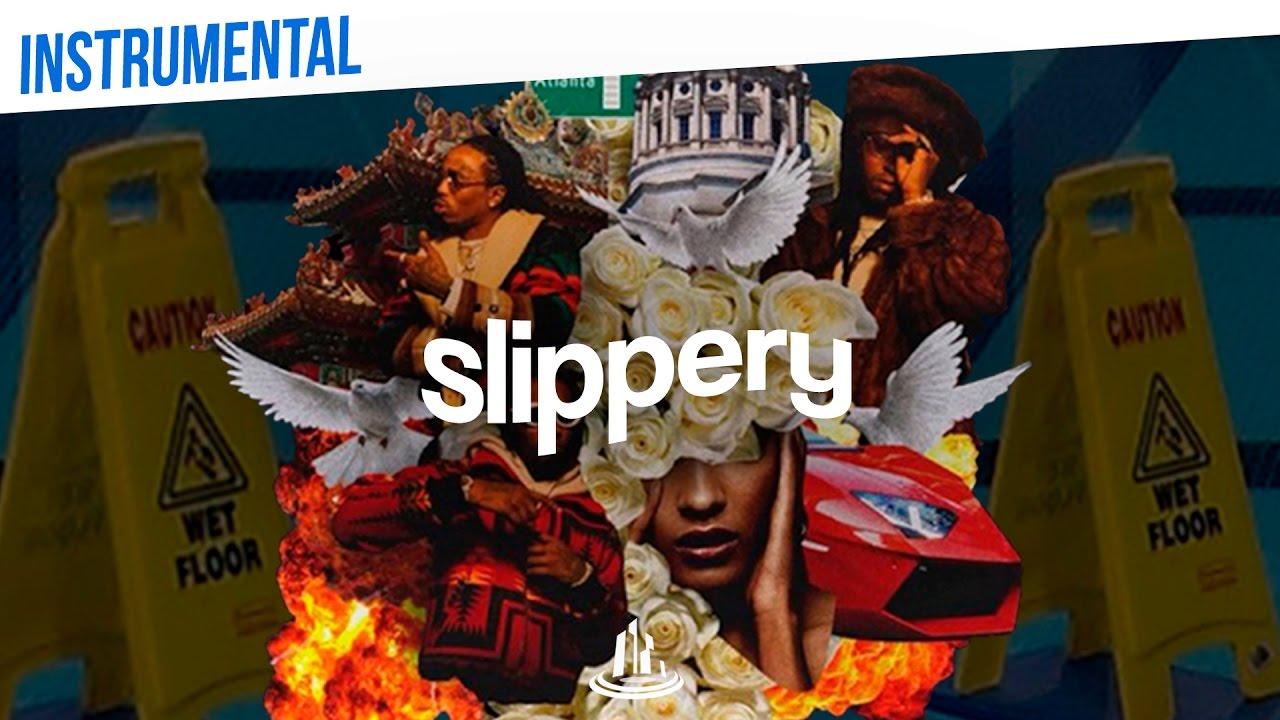 Migos - Slippery (Instrumental) | InstrumentalFx