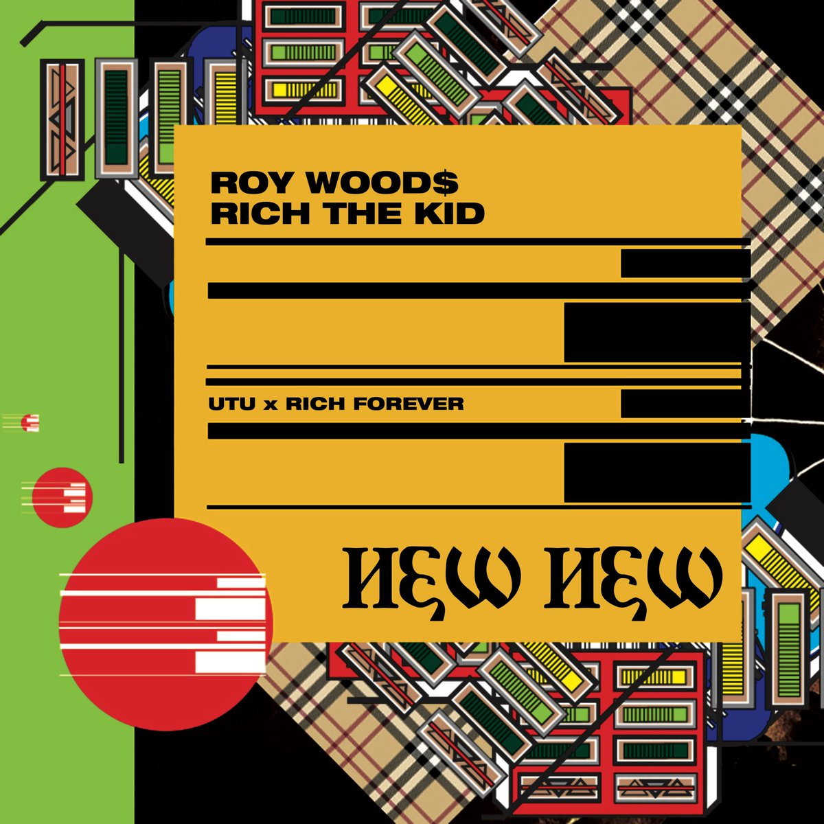 Roy Woods New New Ft Rich The Kid Instrumental Instrumentalfx