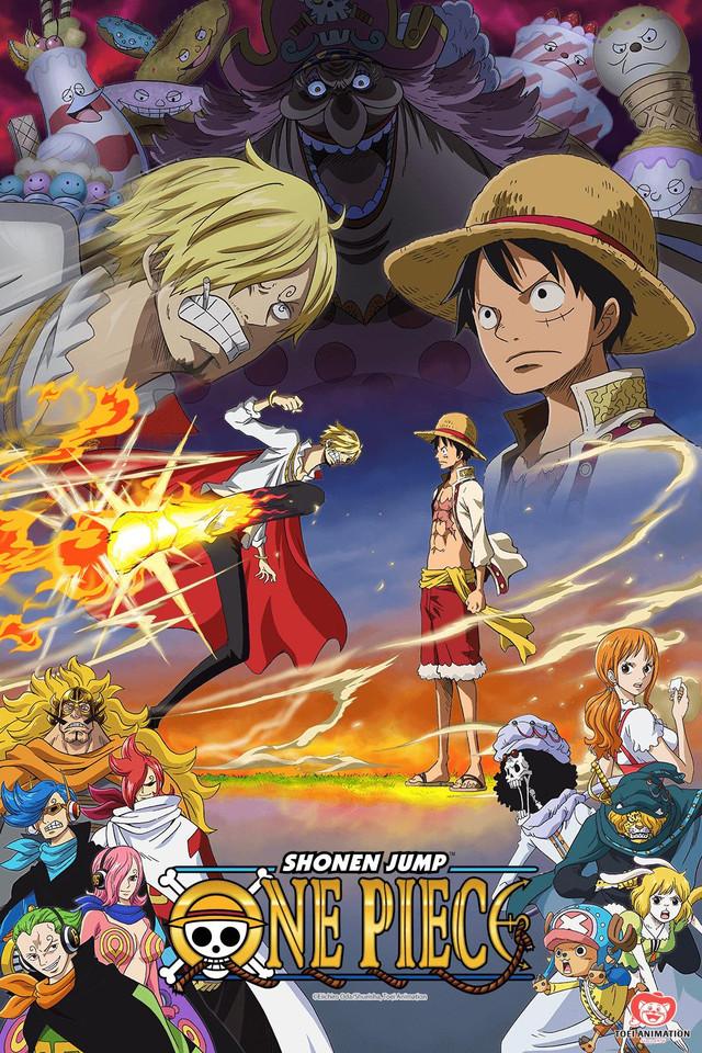 One Piece English - Original Theme Song  InstrumentalFx