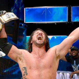 AJ Styles – Phenomenal WWE Theme Song Download   InstrumentalFx