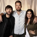 Lady Antebellum – Just A Kiss (Instrumental)