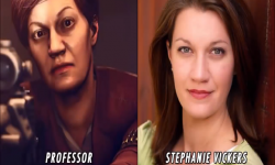 Professor Voice By Stephanie Vickers