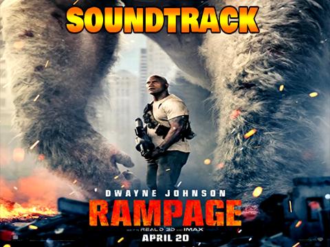 Rampage Soundtrack