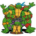 Download Teenage Mutant Ninja Turtles – Theme Song