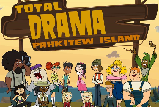 total drama island black girl xxx