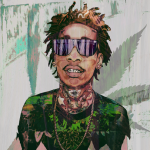 Wiz Khalifa – Roll Up (Instrumental)