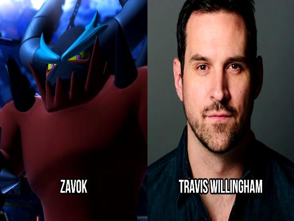 Zavok Travis Voice by Willingham