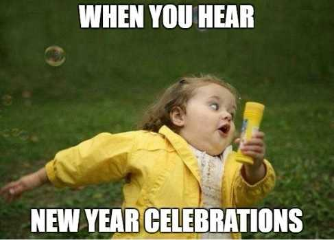 Awesome Happy New Year Meme Funny