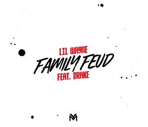 Lil Wayne Family Feud artwork
