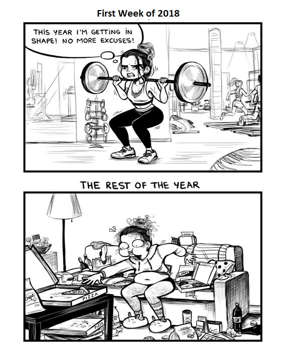20+ Funniest 2018 Happy New Year Memes | InstrumentalFx